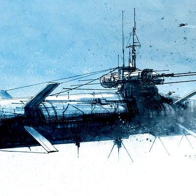 Mack sztaba imperial frigate