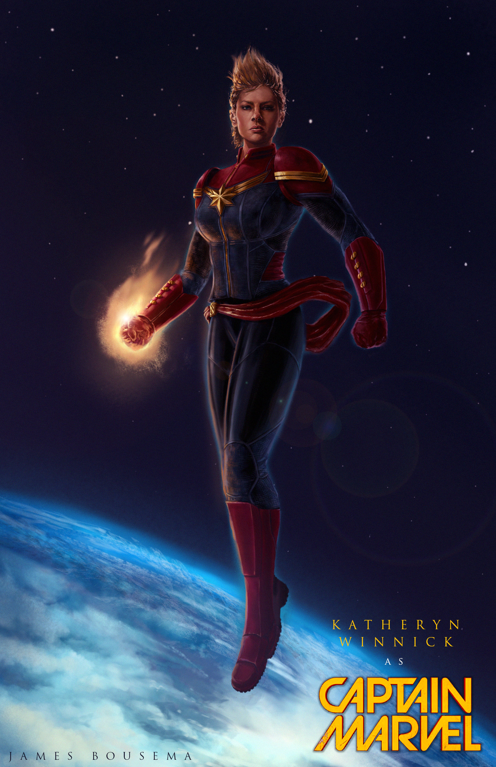 James bousema carol danvers final