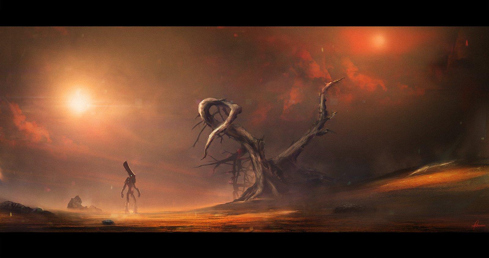 Extraterrestrial Tree