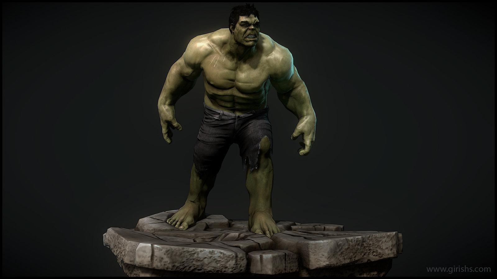Hulk Avengers - 2012