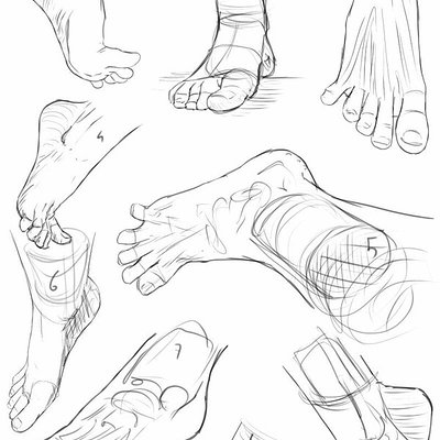 Anto finnstark feet sketch position by antofinnstark d97741a