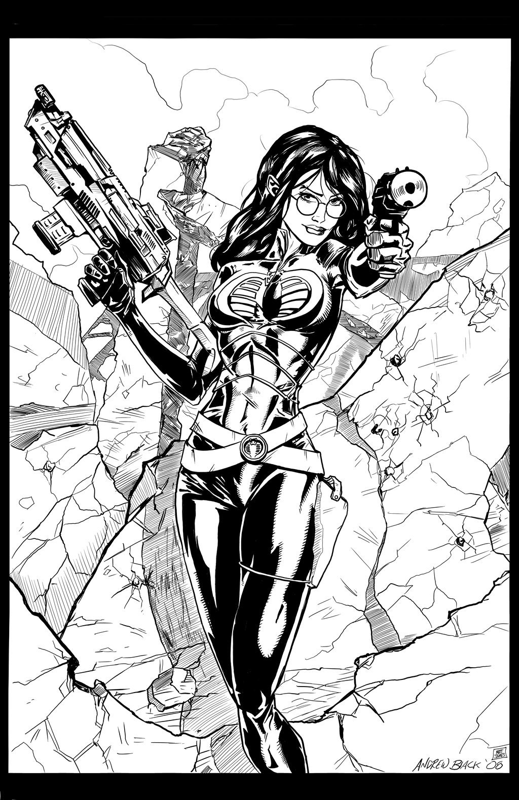 Matt james baroness by mattjamescomicarts d7vlsti