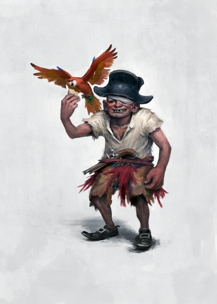 Jens claessens pirate
