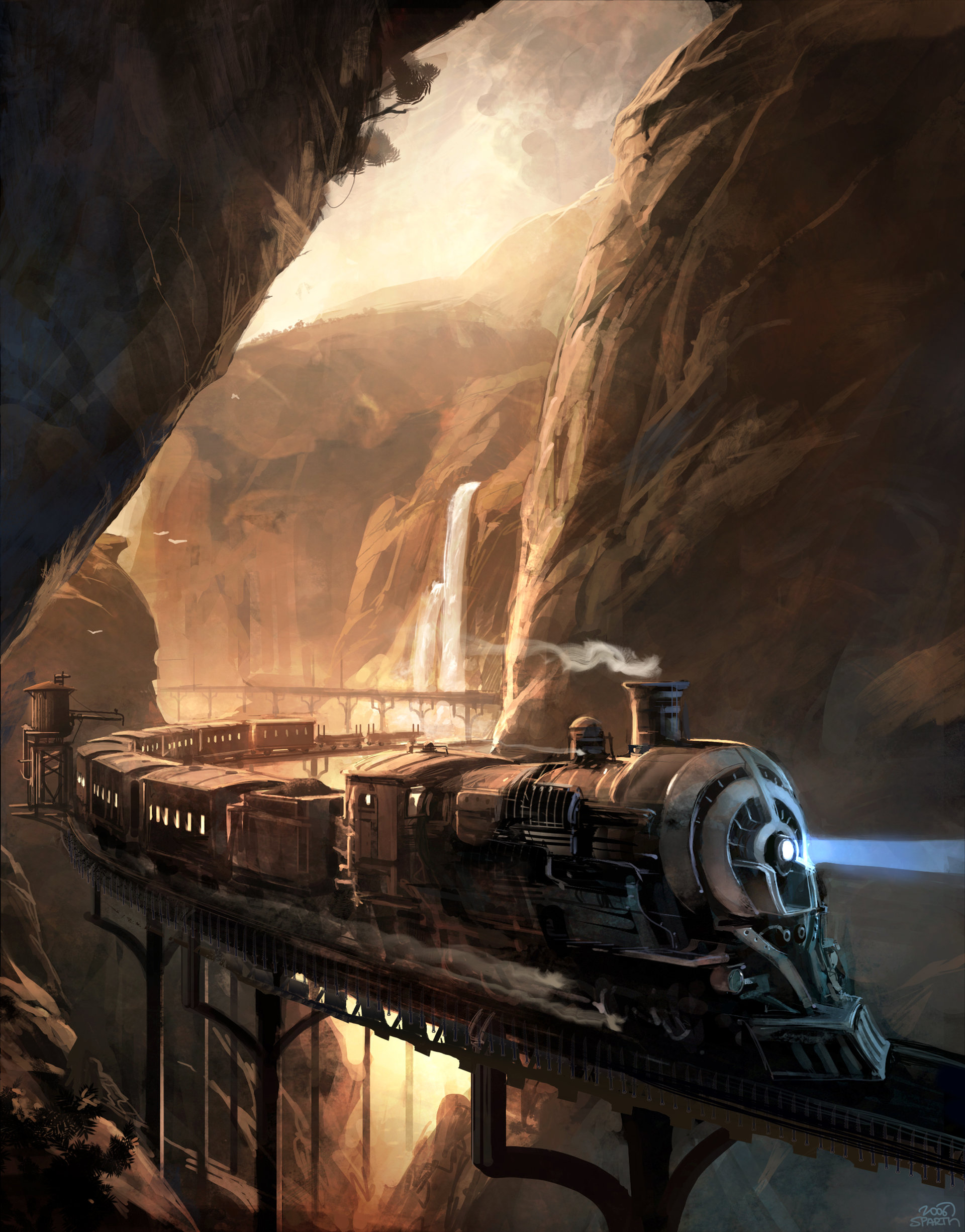 Sparth sparth continents perdus bookcover2006