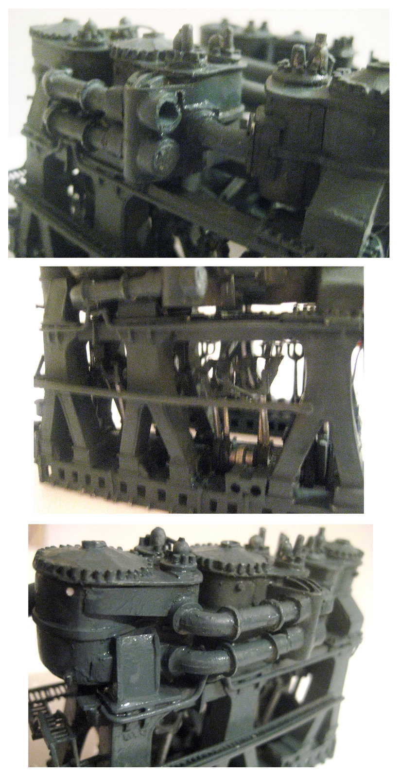 Detail views of the starboard engine (02)