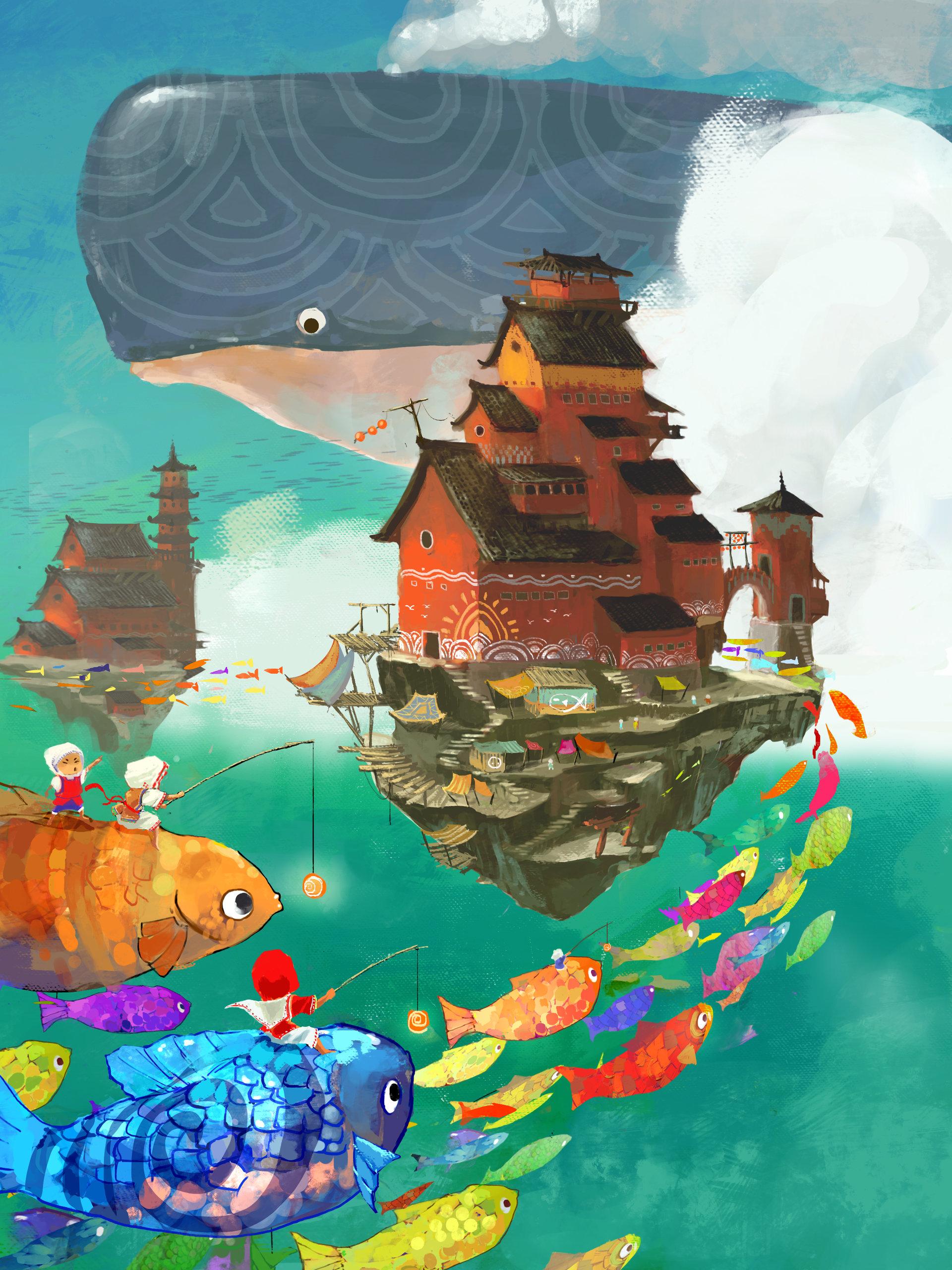 Kobe sek flying houses2