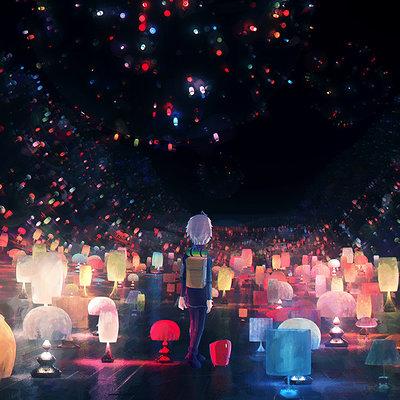 Yuya takeda lampworld