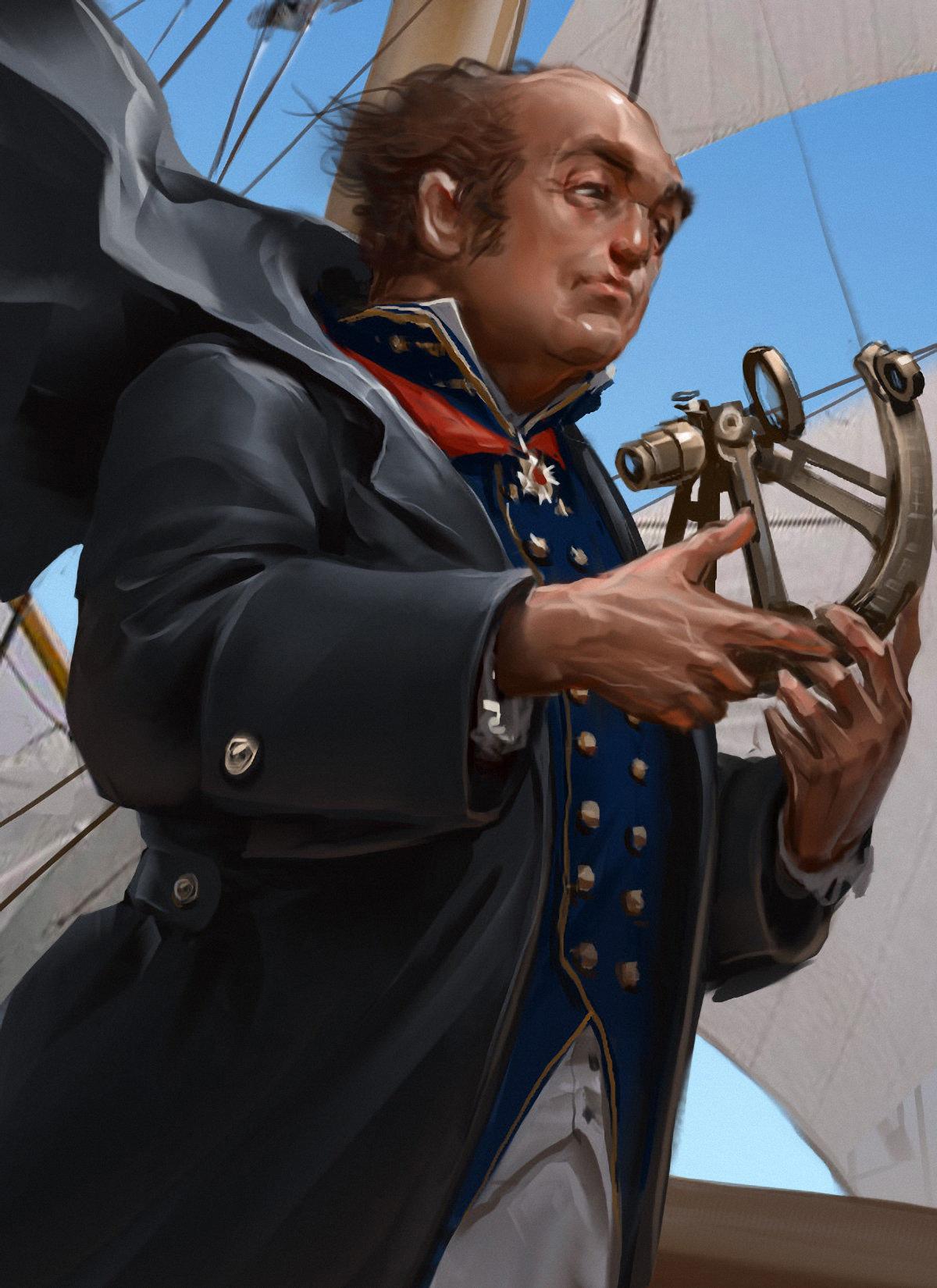 Sviatoslav gerasimchuk john franklin