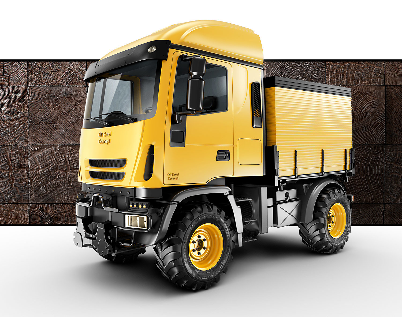 Jomar machado a yellow truck ii
