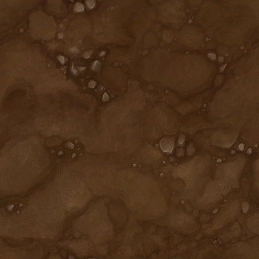 Ulrick Wery Hand Painted Textures
