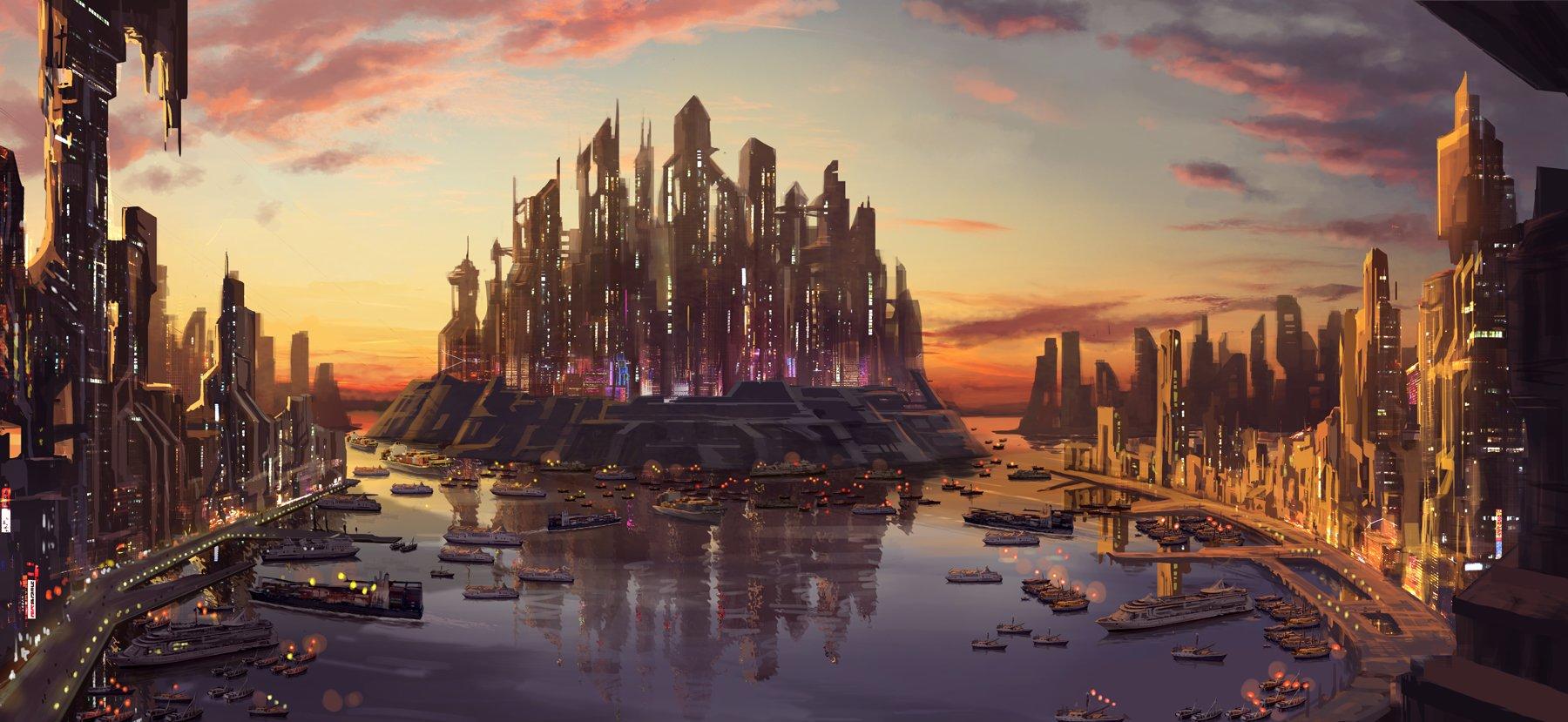 Qianqian liu neo city ships