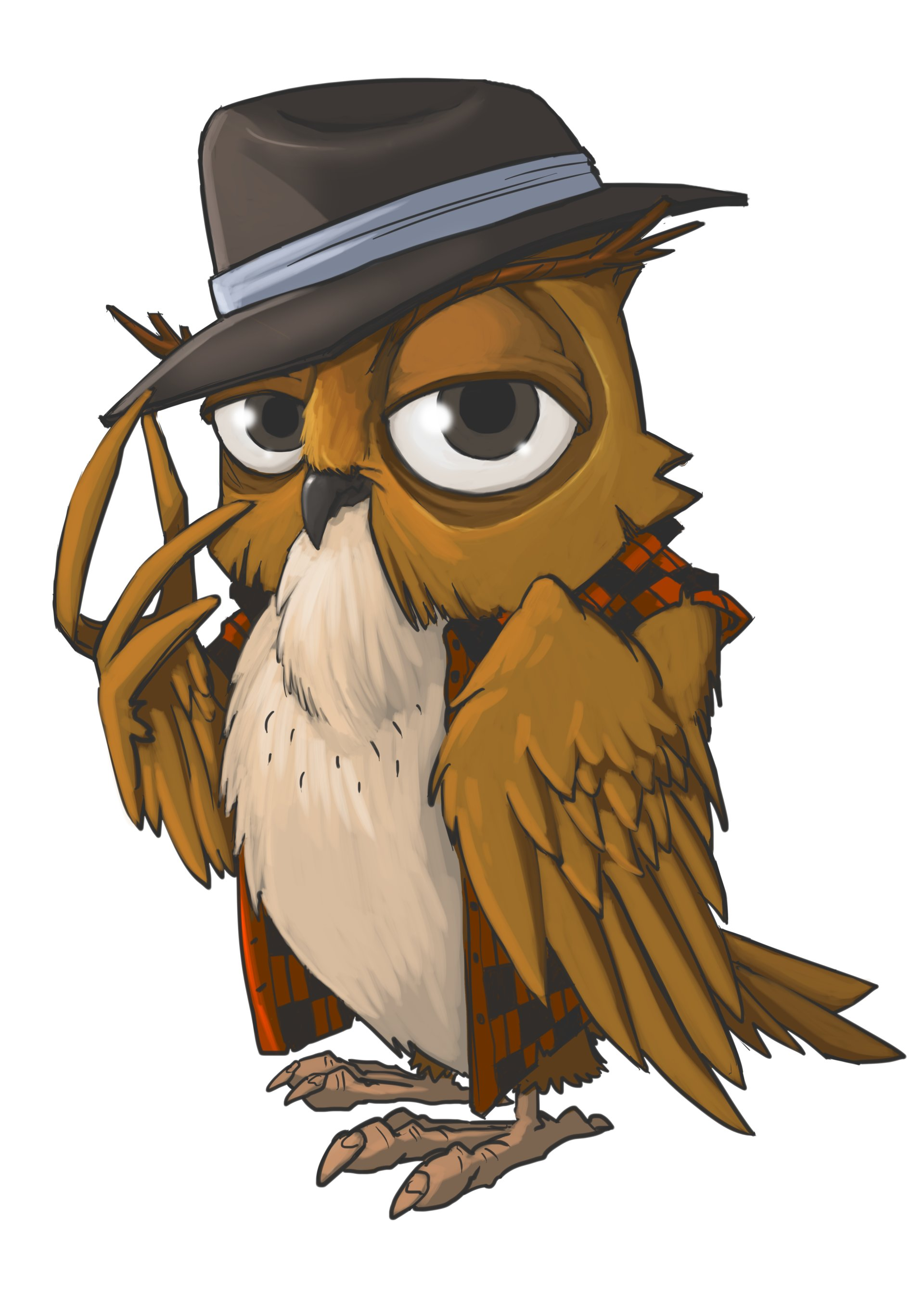 Cool owl pics wallpaper sportstle for Cool drawings of owls