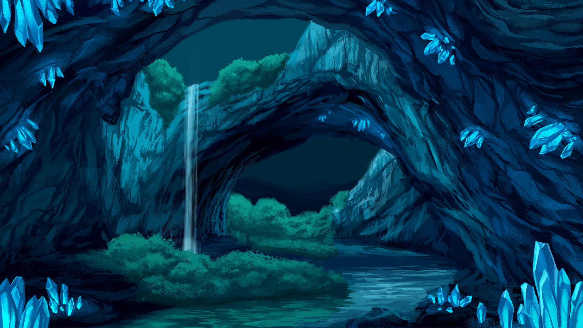 Qianqian liu cave