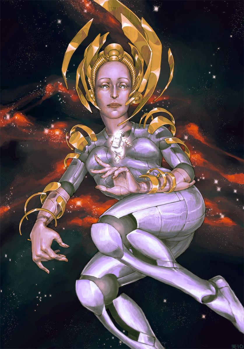Korina hunjak star goddess