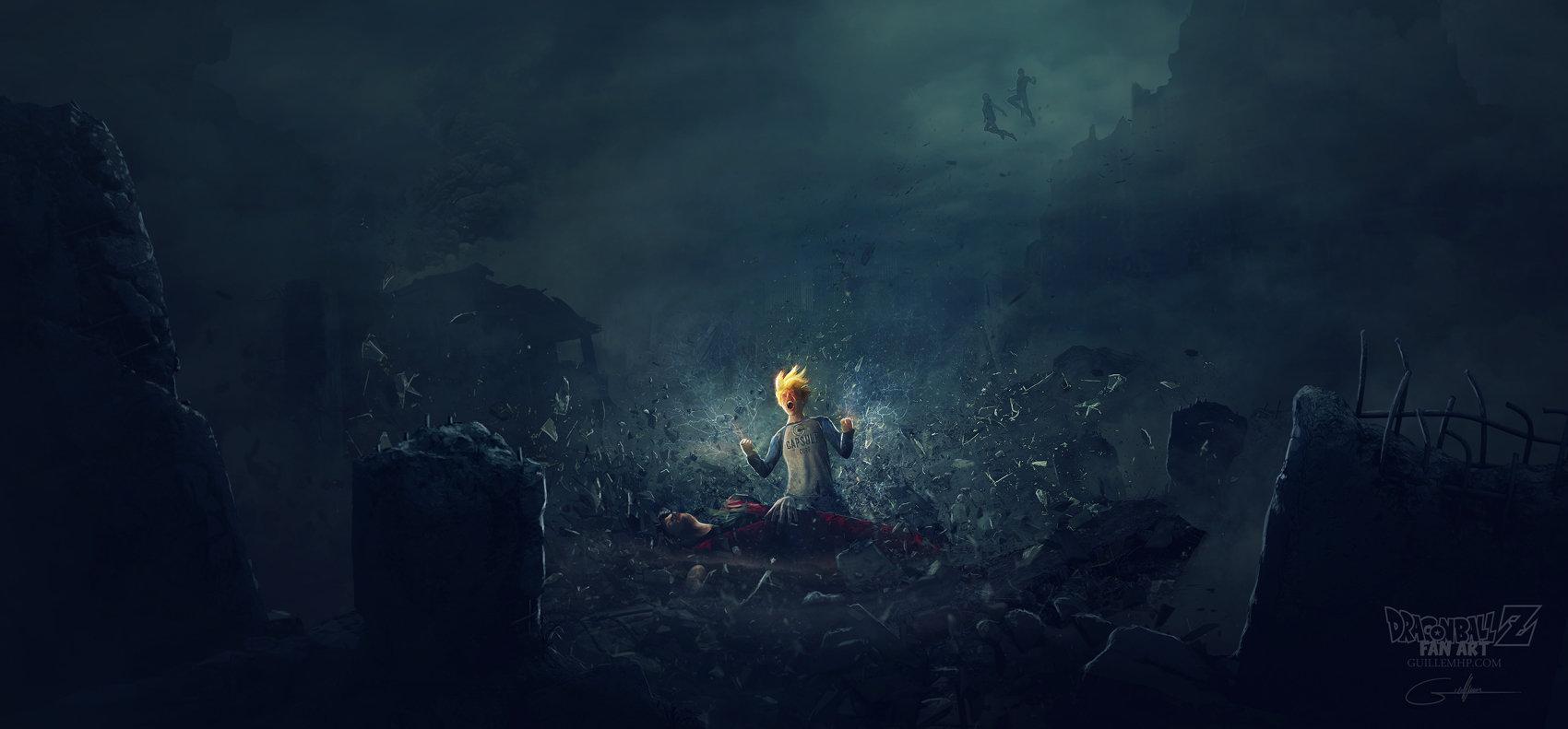 Gohan's Death