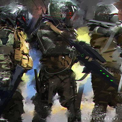 Benedick bana elite commandos lores