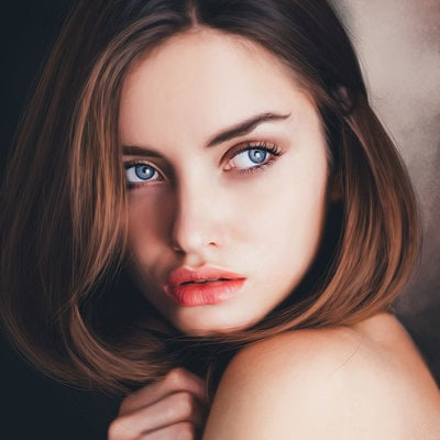 Nedko ivanov color study portrait by vannenov d923z64