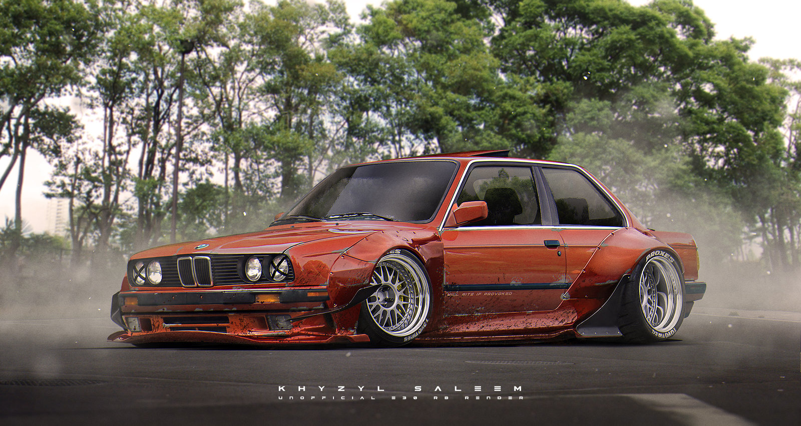 Unofficial E30 RB