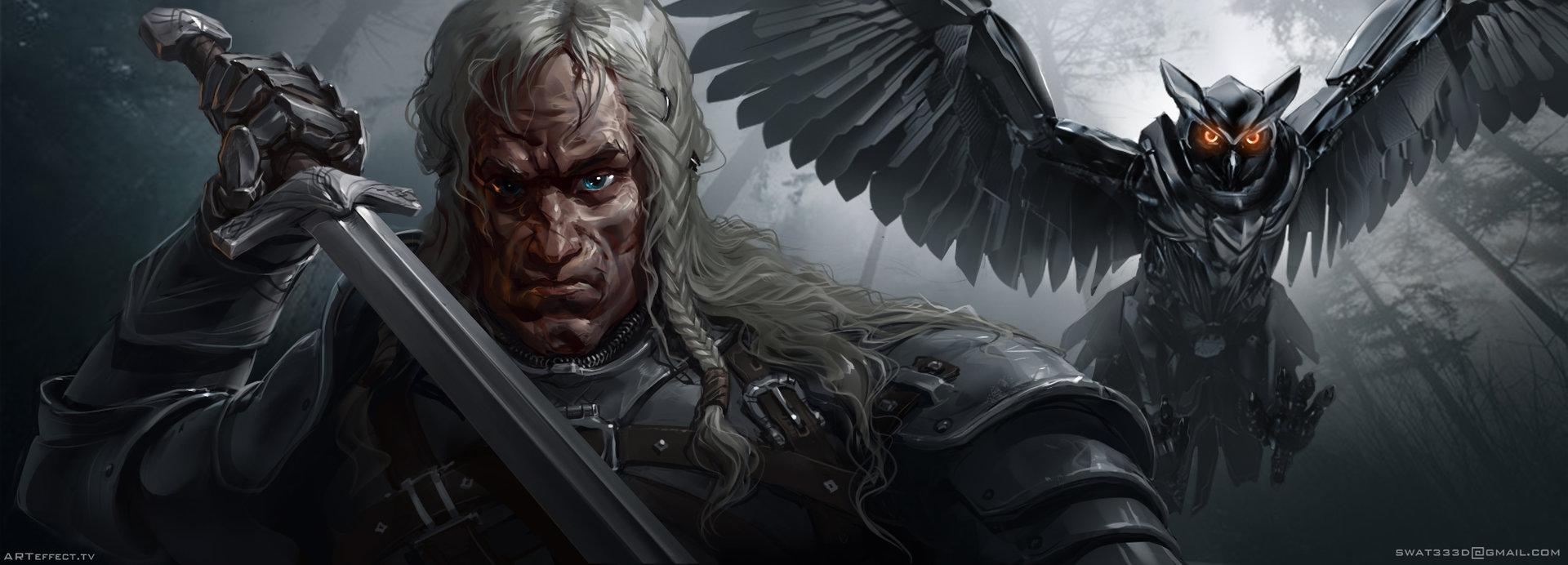 Sviatoslav gerasimchuk worier knight
