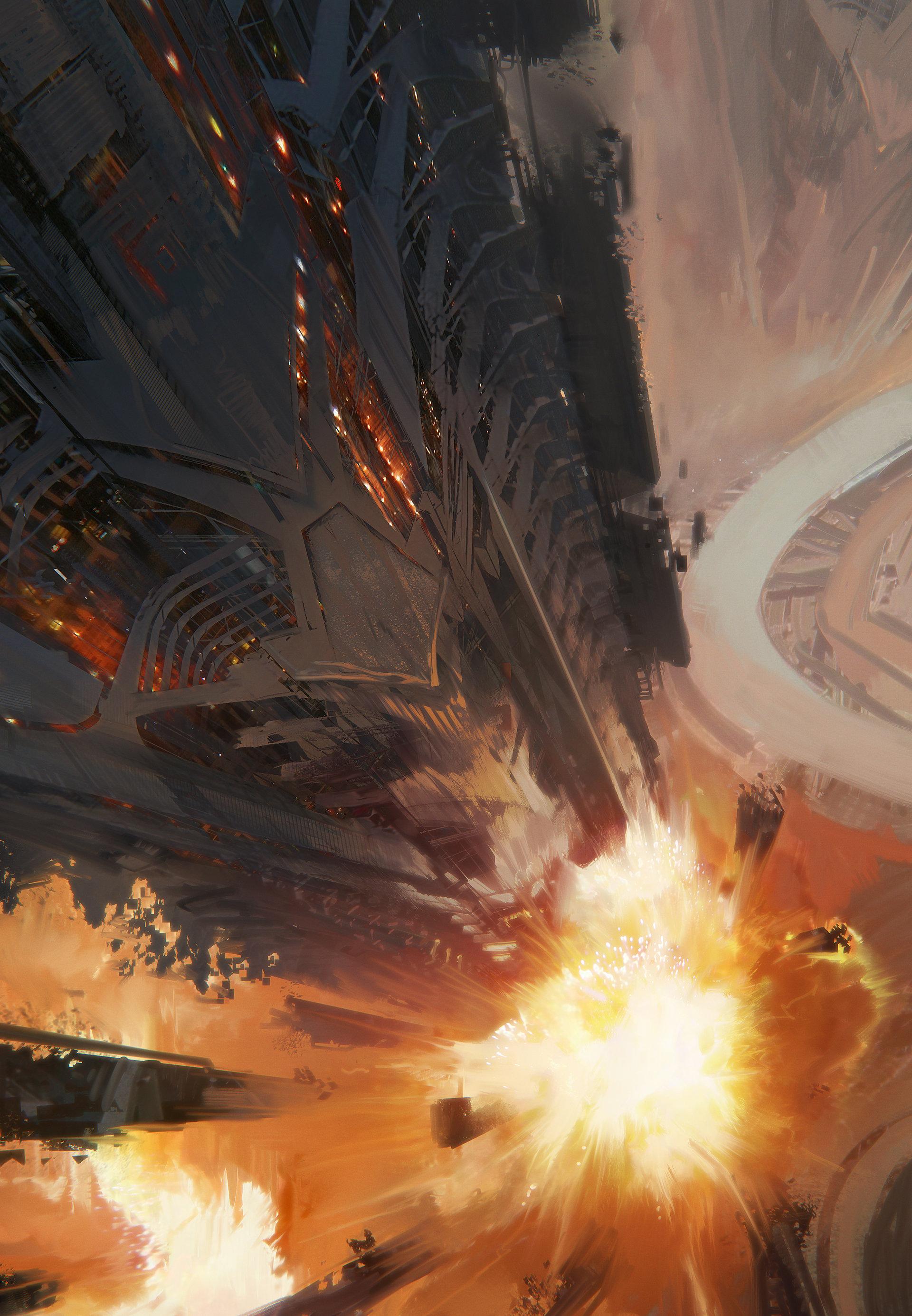 Leon tukker ship going down1