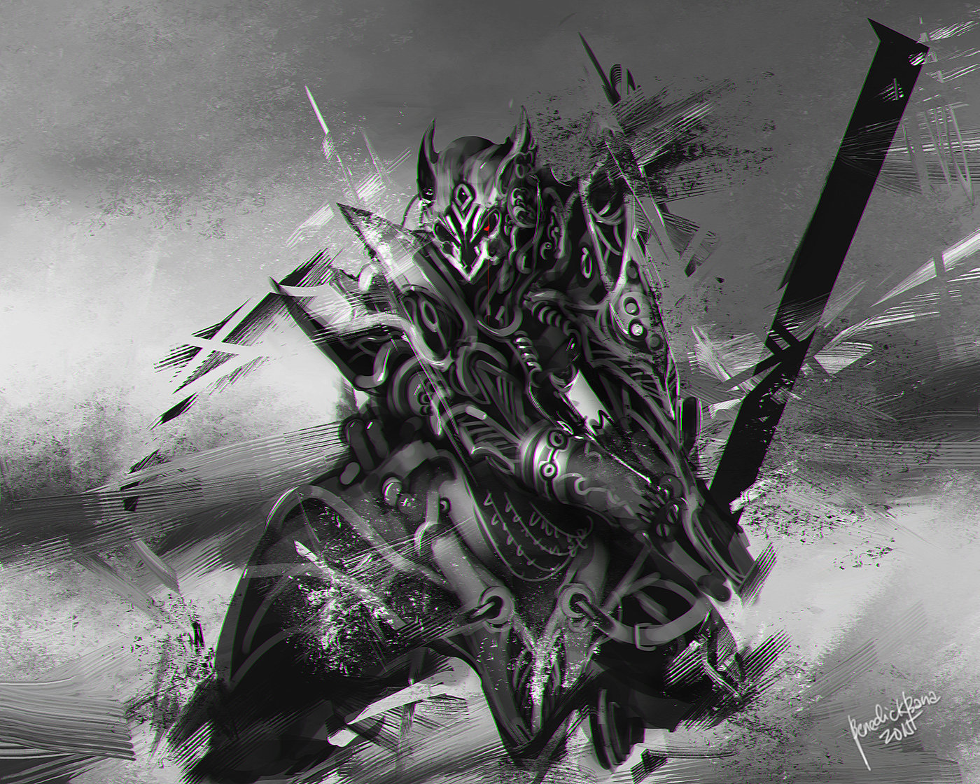 Benedick bana the end lores