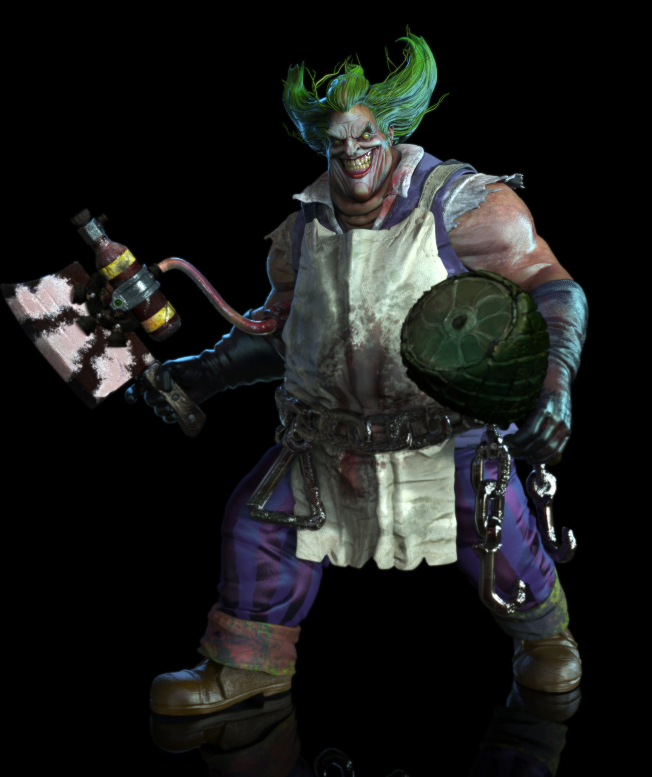 Infinite Crisis | Gaslight Joker