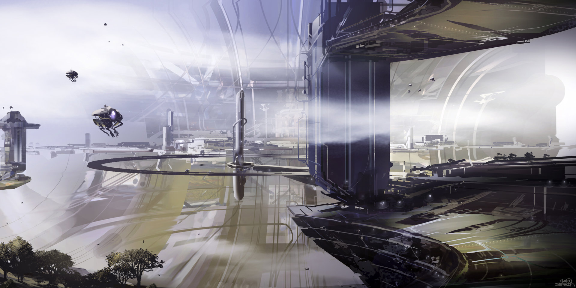 Sparth sparth halo4 spherized world version 01