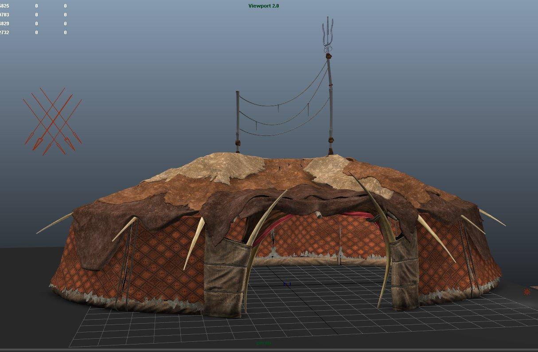 Dennis glowacki tent2