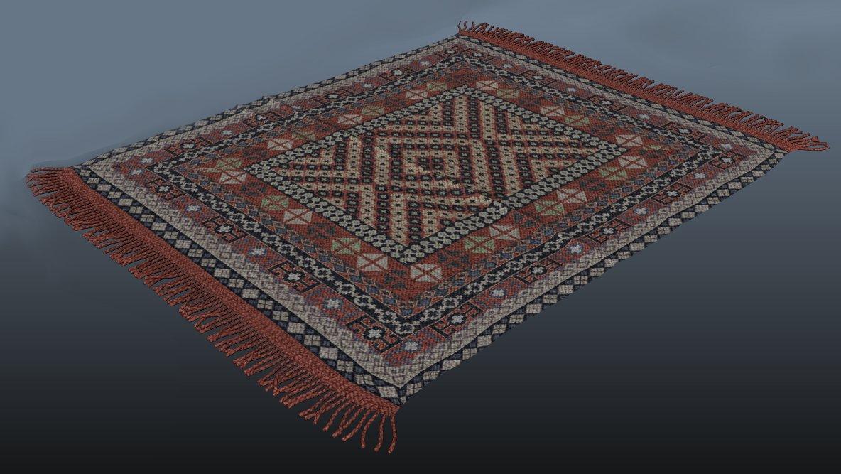 Dennis glowacki rug