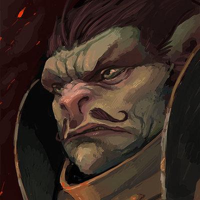 Greeme doe 004 goblin face