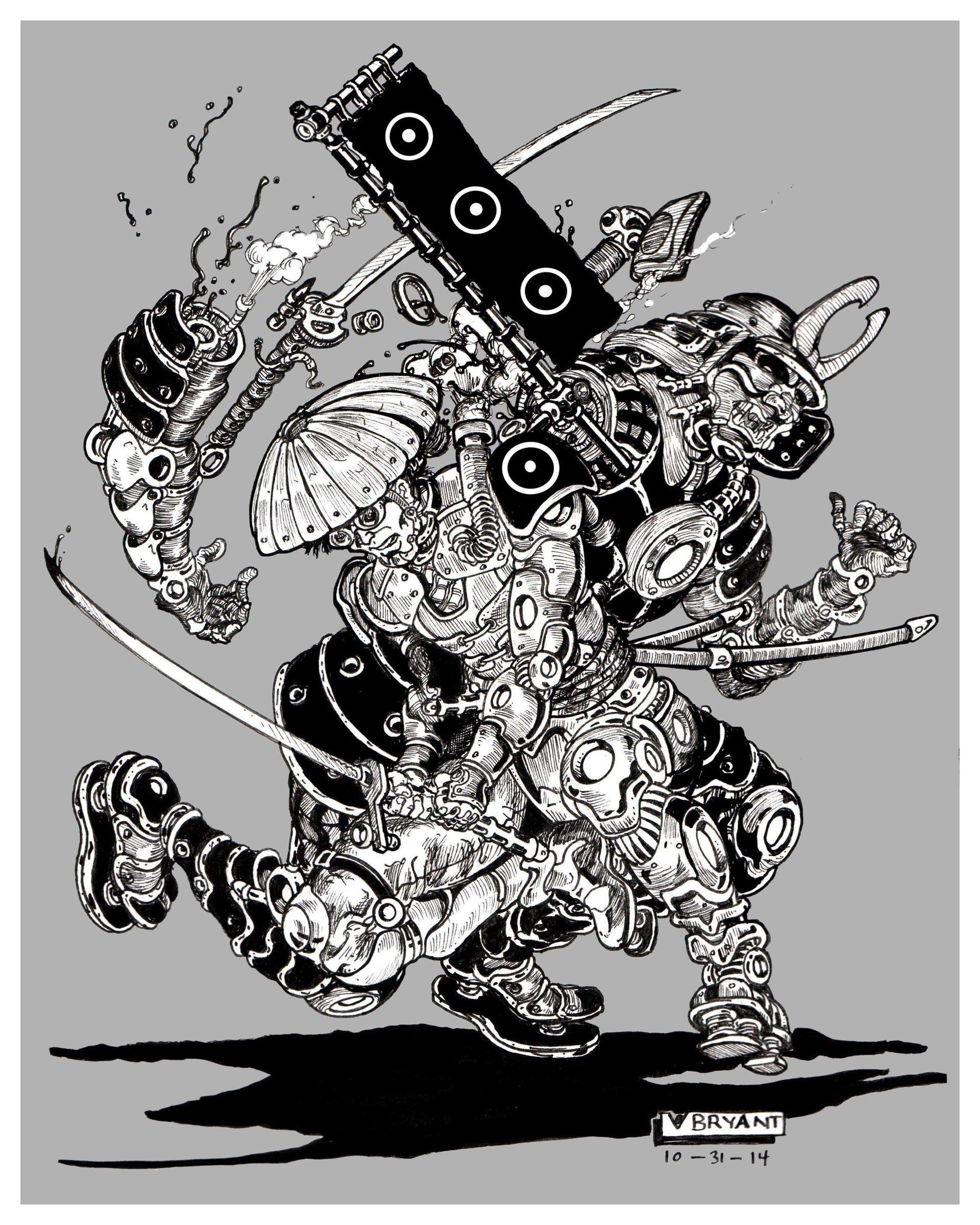 Vincent bryant duel