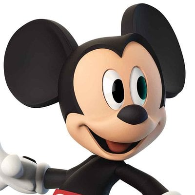 Ian jacobs mickey mouse toy
