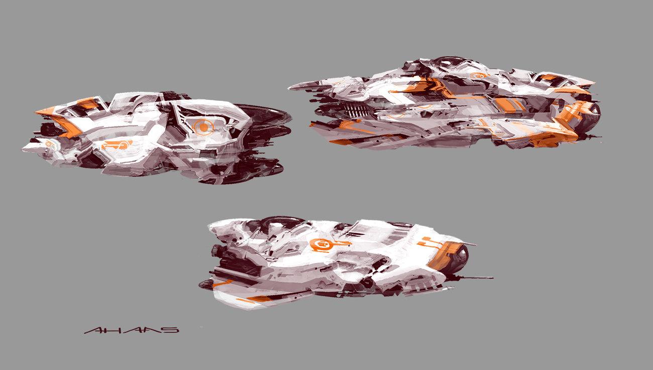 Arthur haas ships small