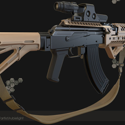 Enrico santi tactical ak 1