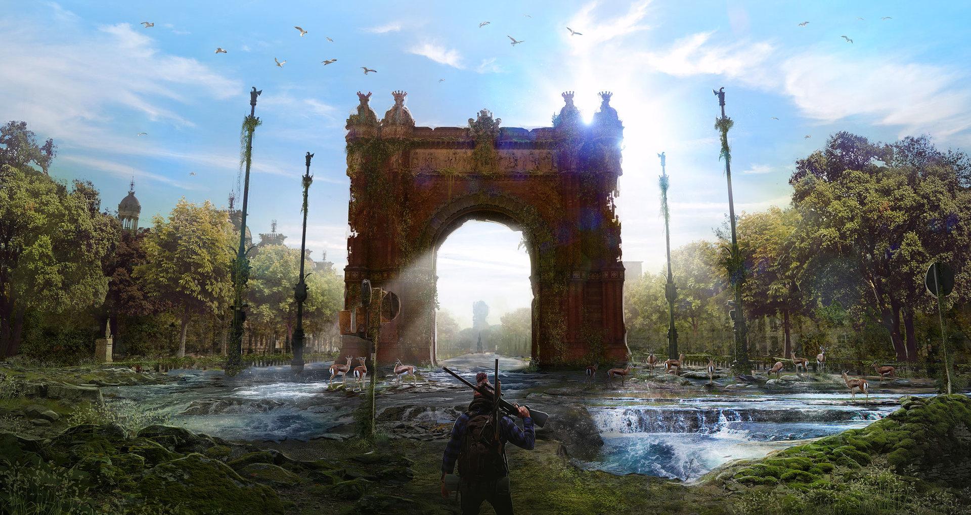 Barcelona Aftermath: Arc de Triomf