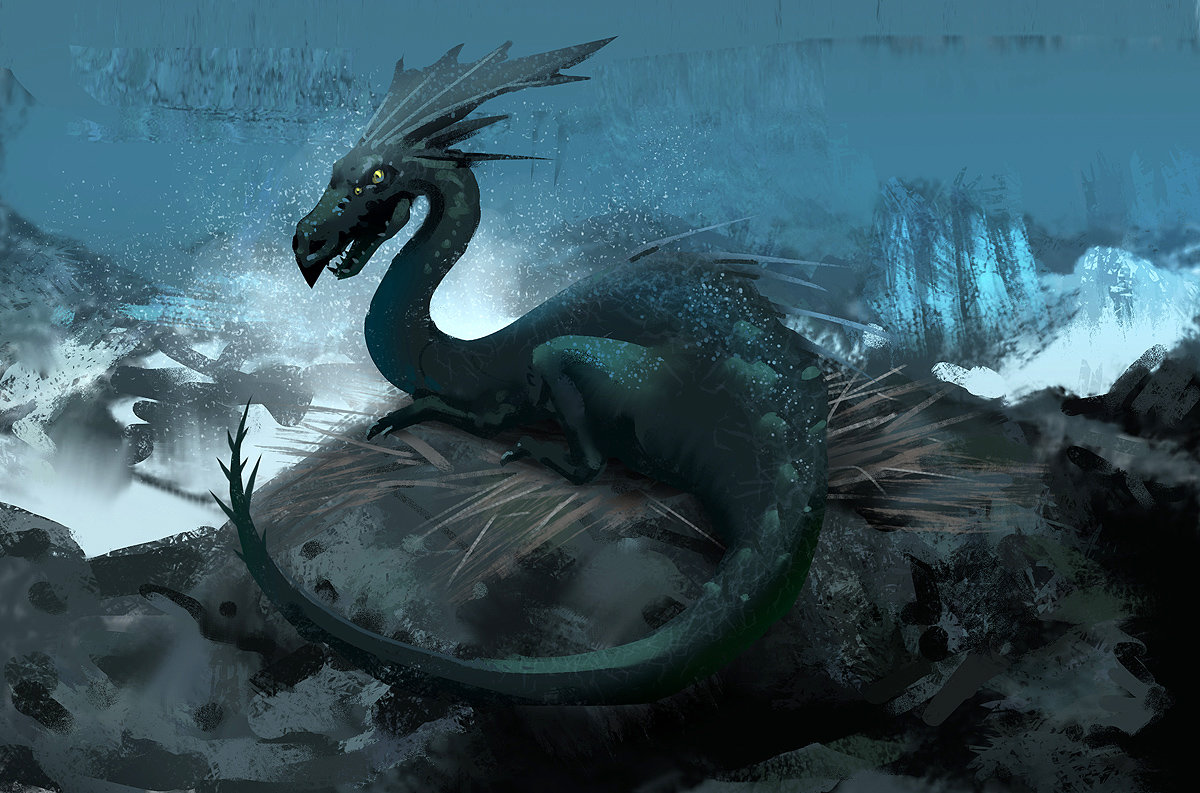 Lorenz hideyoshi ruwwe dragon nest2
