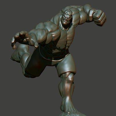 Robert kuczera marvel hulk 13