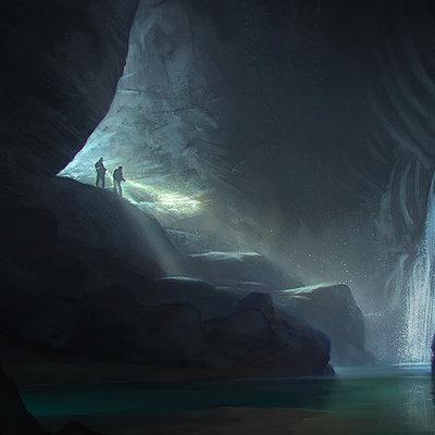 Thomas wievegg alien cave
