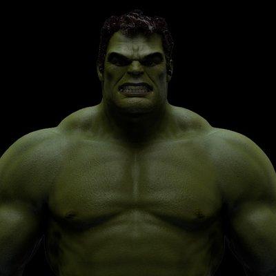 Robert kuczera marvel hulk 17