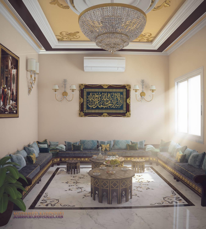 ArtStation Moroccan salon M kaddouri