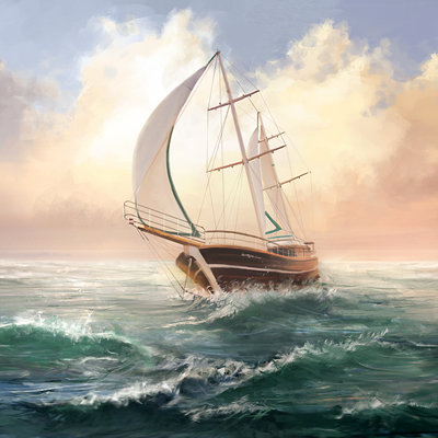 Yana blyzniuk sea