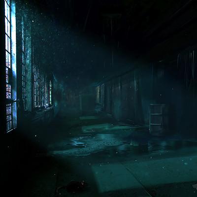 Anton skeor level corridor2