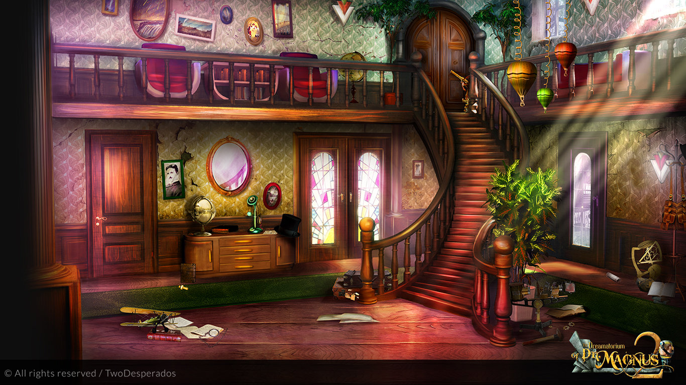 Milica todorovic house lobby