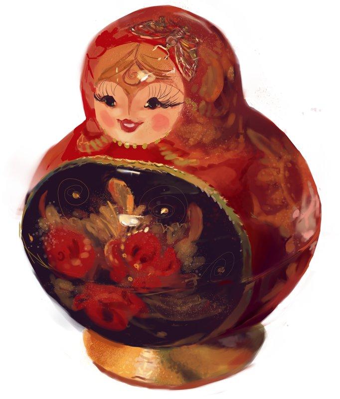 Phoebe herring doll