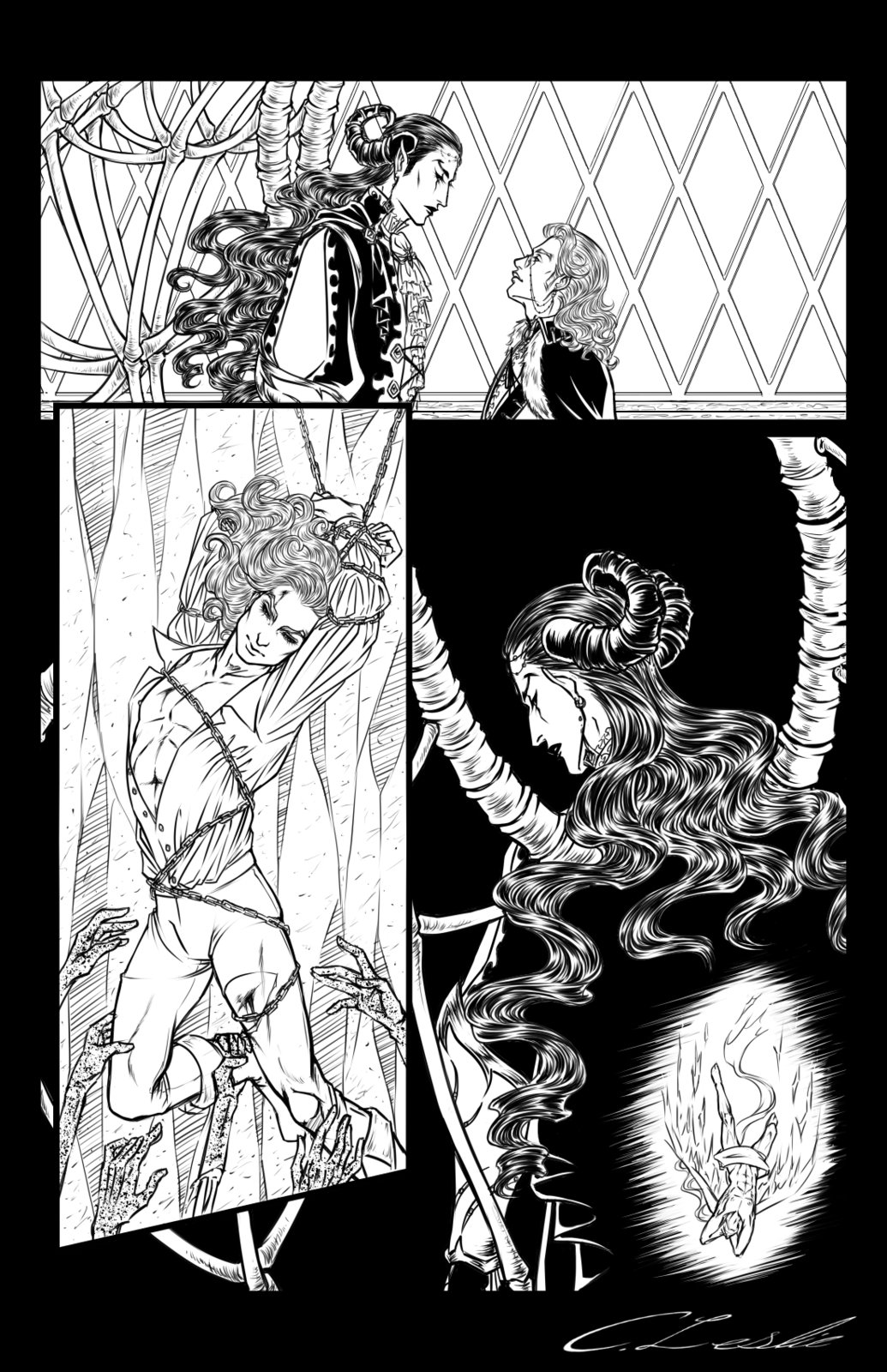 Opening Scene: Page 7