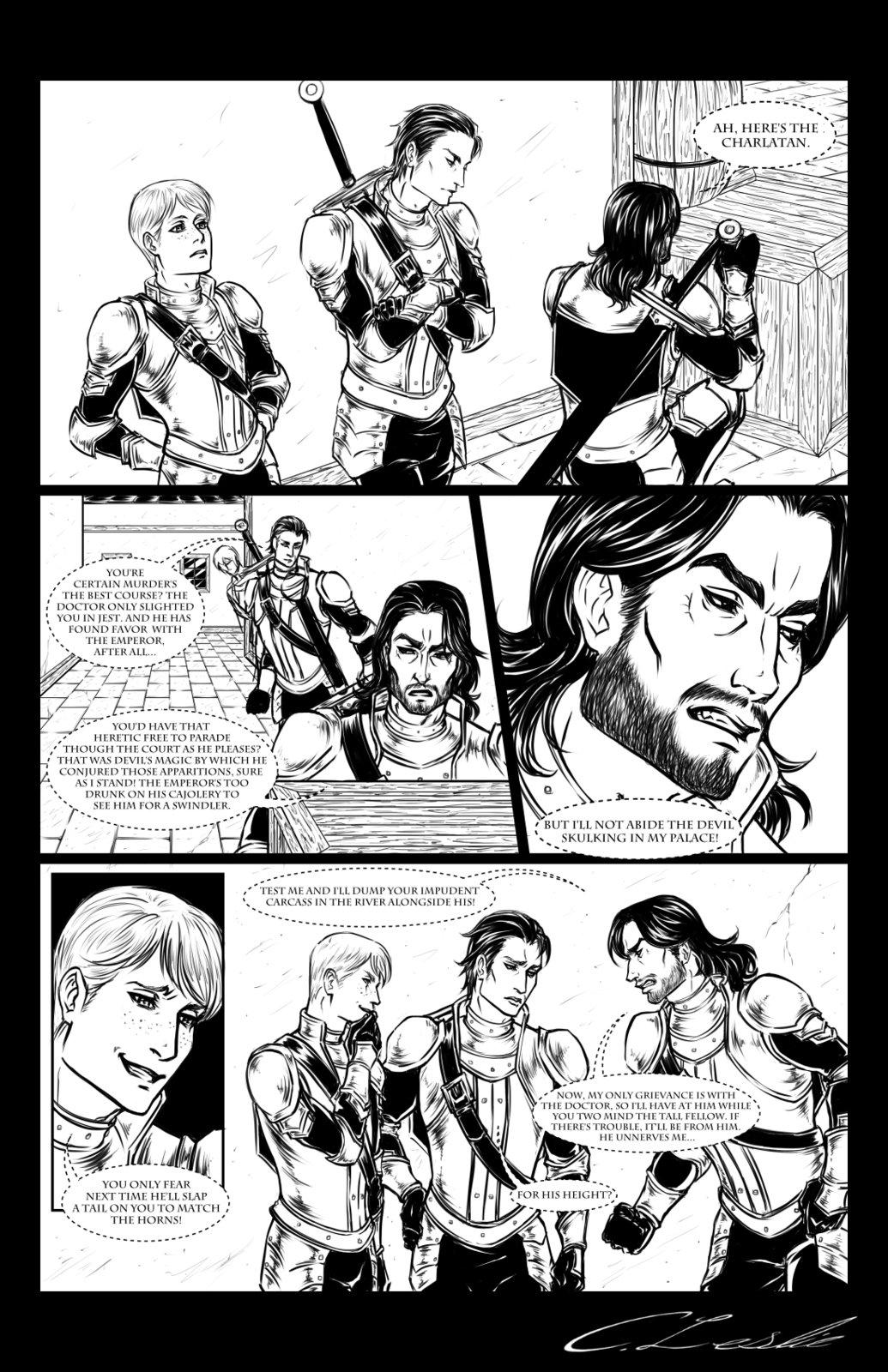 Ambush Scene: Page 2
