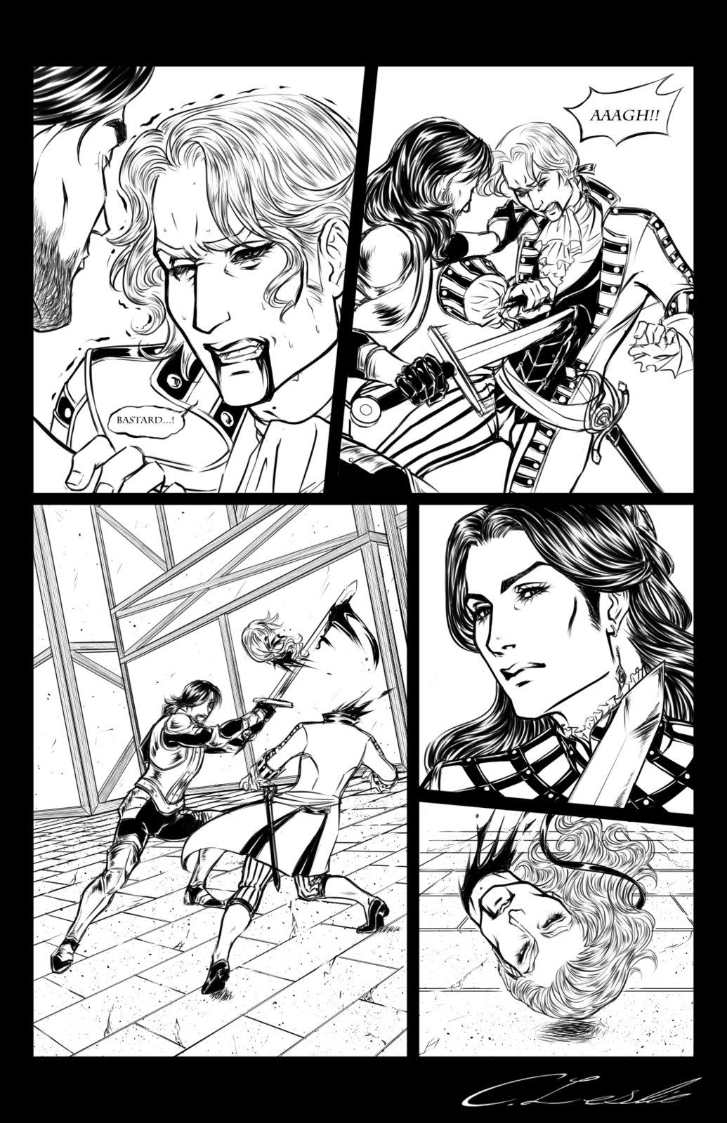 Ambush Scene: Page 5