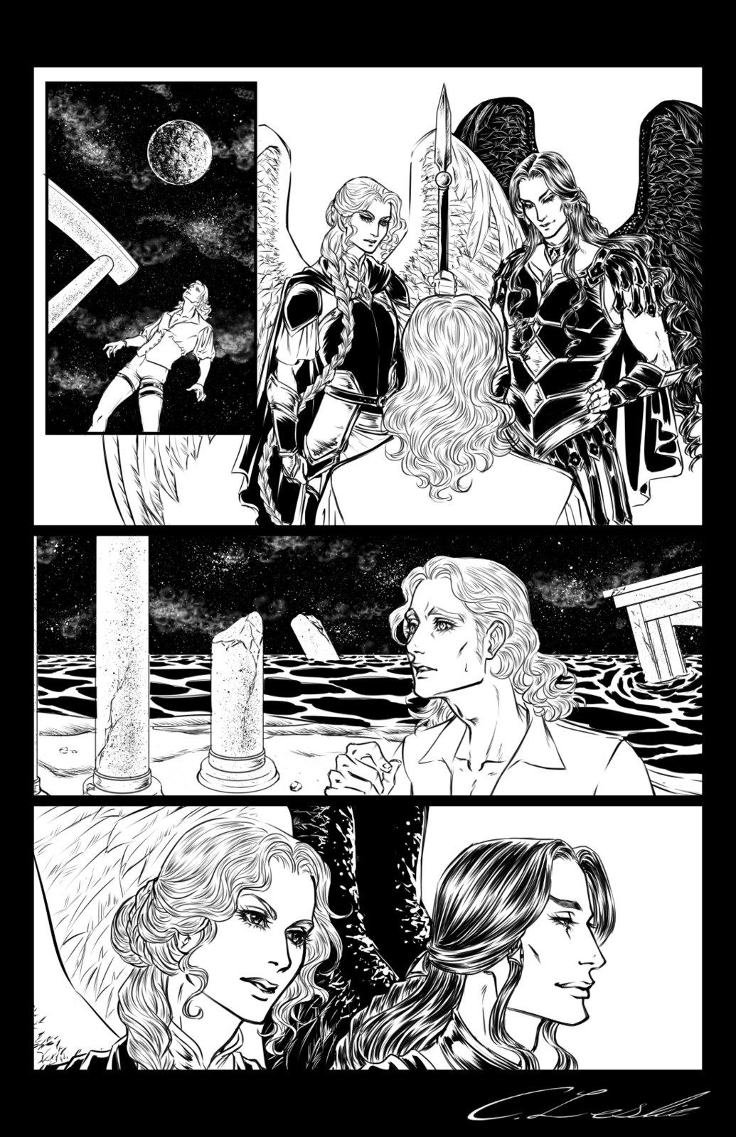 Final Scene: Page 1