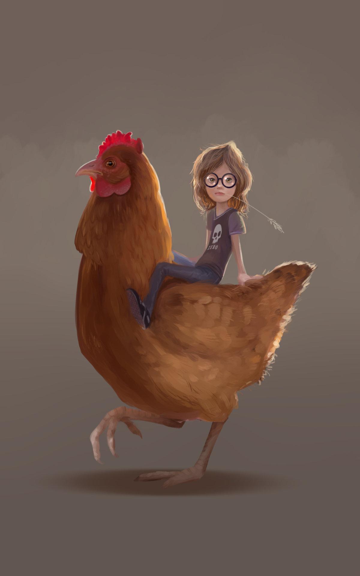 Glenn melenhorst chicken3