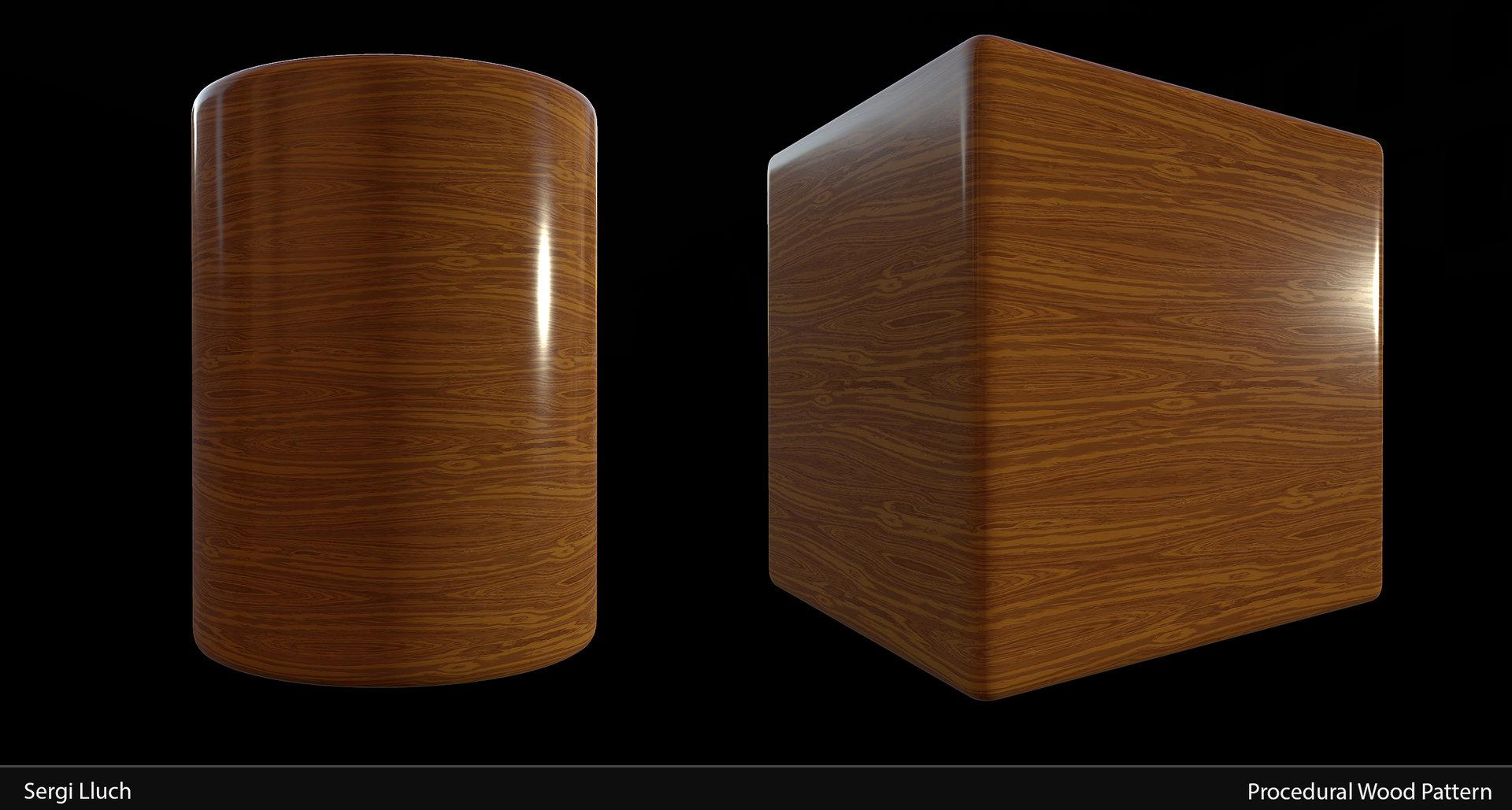 Sergi lluch wood proc material